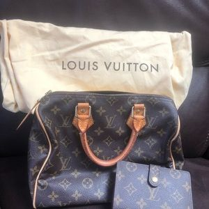 Louis Vuitton wallet! Never used!